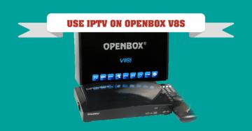 IPTV openboxv8